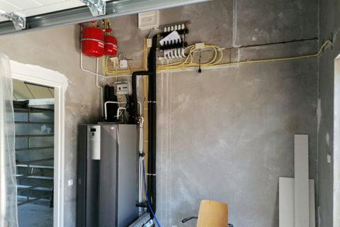 Elektra installatie