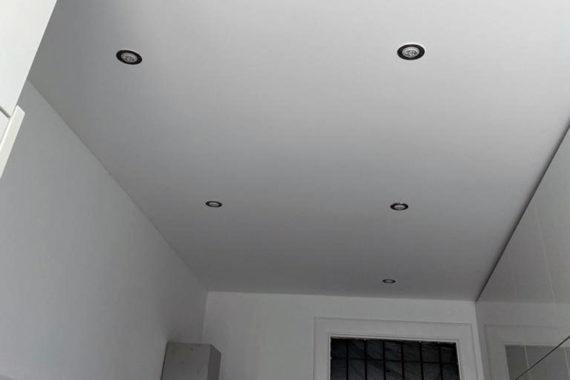 Renovatie Plafond Keuken