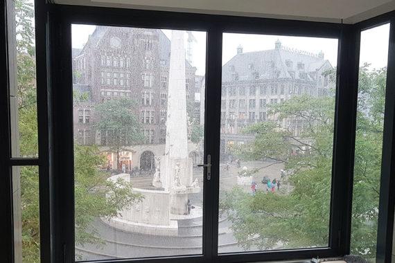Uitzicht Duurste Appartement Amsterdam