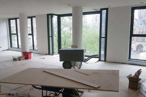 Verbouwing Duurste Appartement Amsterdam