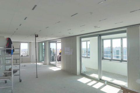 Kostenschatting Plafond Verlagen Penthouse Amsterdam