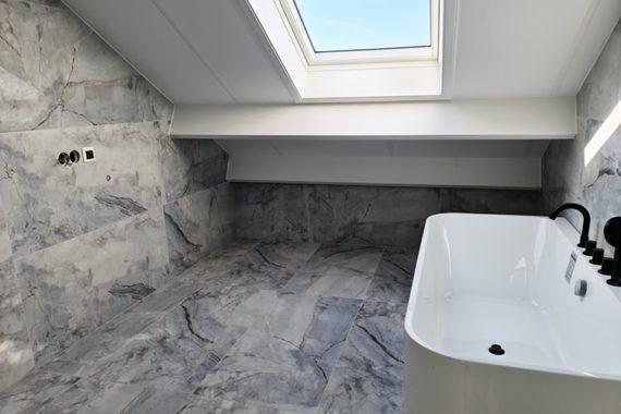 Badkamer Verlaagd Plafond Totaal Afbouw Nieuwbouw