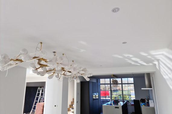 Verlaagd Plafond Keuken Totaal Afbouw Nieuwbouw