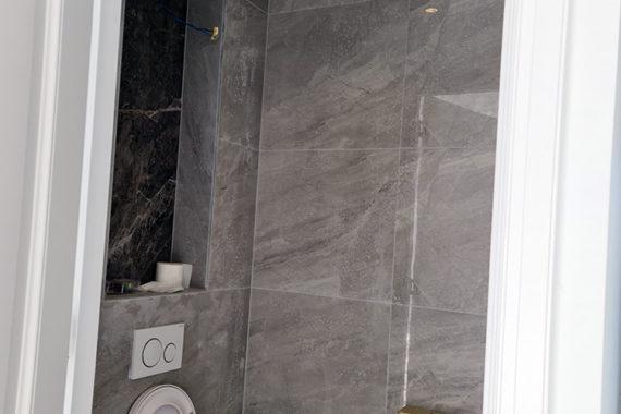 Verlaagd Plafond Toilet Totaal Afbouw Nieuwbouw
